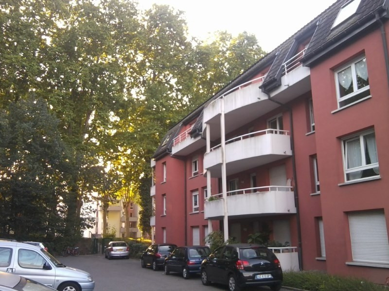 Rental apartment Illkirch graffenstaden 613€ CC - Picture 1