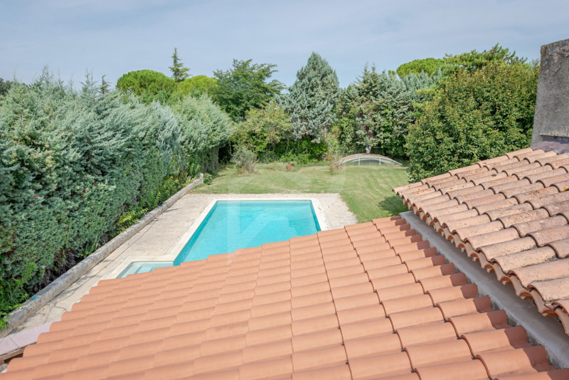 Vente maison / villa Althen des paluds 359 000€ - Photo 9