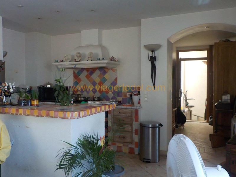 Vendita nell' vitalizio di vita casa Juan-les-pins 240000€ - Fotografia 10