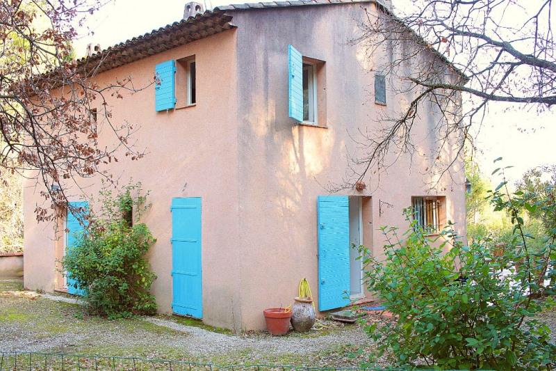 Revenda residencial de prestígio casa Rognes 633000€ - Fotografia 1