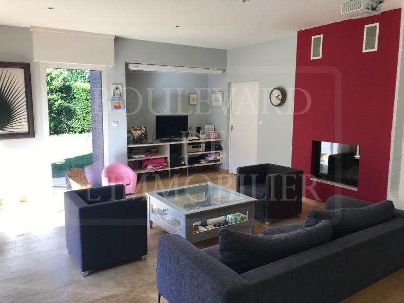 Deluxe sale house / villa Mouvaux 679000€ - Picture 1