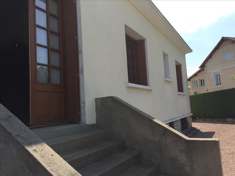 Vente maison / villa Nontron 169850€ - Photo 2