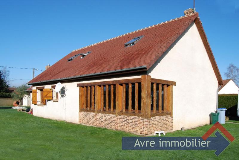 Vente maison / villa Verneuil d avre et d iton 203500€ - Photo 9