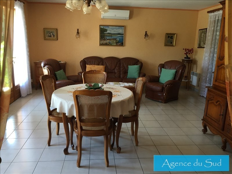 Vente maison / villa Peypin 369500€ - Photo 2