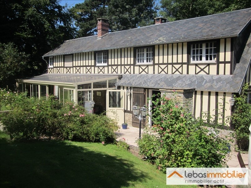 Vendita casa St valery en caux 336000€ - Fotografia 7
