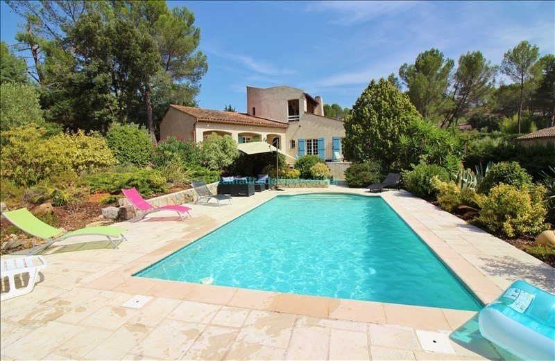 Vente de prestige maison / villa Peymeinade 599000€ - Photo 8