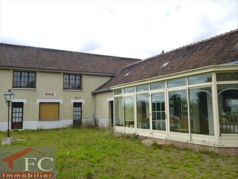 Sale house / villa Villechauve 107000€ - Picture 1