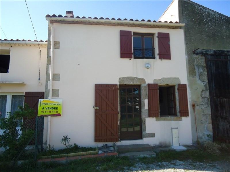 Vente maison / villa Ste flaive des loups 131750€ - Photo 3