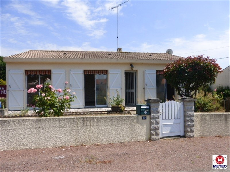 Vente maison / villa Avrille 155 875€ - Photo 1