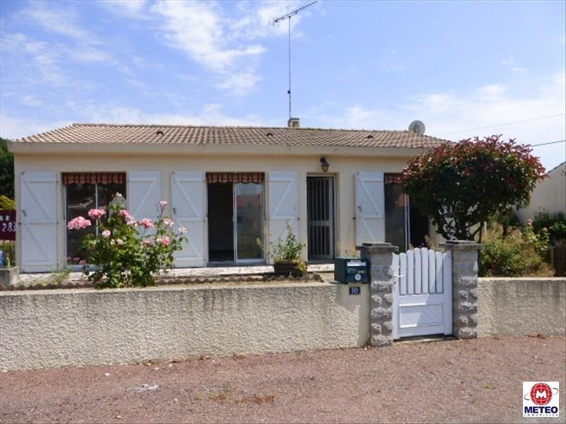 Vente maison / villa Avrille 155875€ - Photo 1