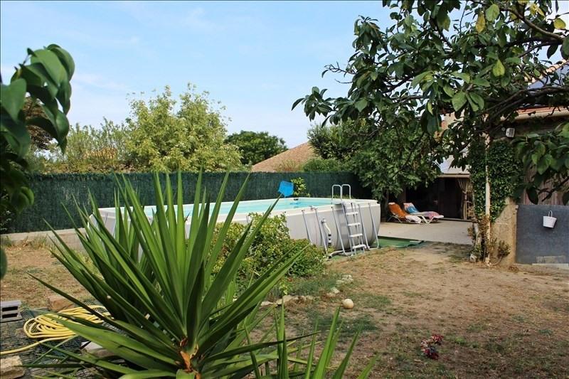 Vente maison / villa Nissan lez enserune 469000€ - Photo 2