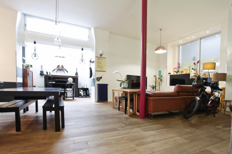 Vente de prestige loft/atelier/surface Choisy-le-roi 565 000€ - Photo 2