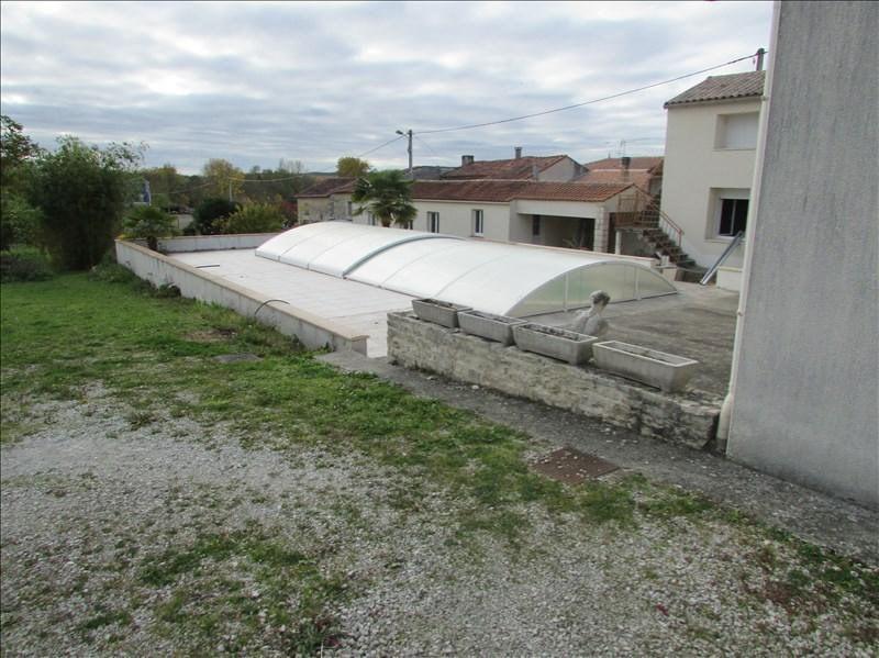 Vente maison / villa Aigre 171200€ - Photo 4