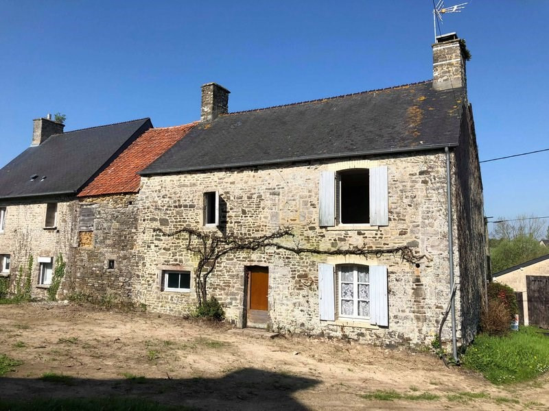 Venta  casa Portbail 84500€ - Fotografía 1