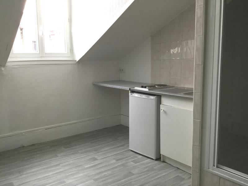 Rental apartment Courbevoie 500€ CC - Picture 2