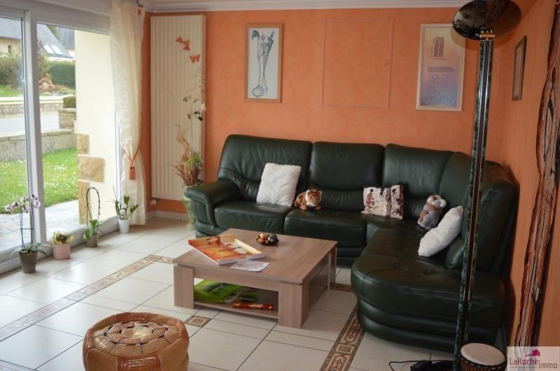 Sale house / villa Ploudiry 186900€ - Picture 4