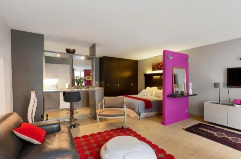 Venta  apartamento Paris 7ème 680000€ - Fotografía 3