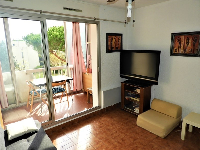 Vente appartement La grande motte 82 000€ - Photo 1