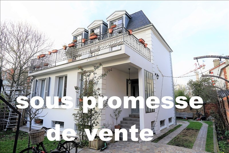 Deluxe sale house / villa Bois colombes 1 285 000€ - Picture 1