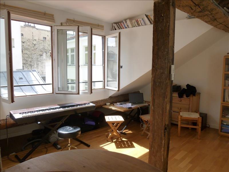 Sale apartment Paris 3ème 295000€ - Picture 1