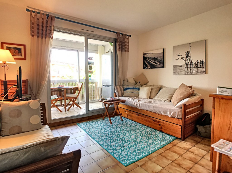 Vente appartement Villeneuve loubet 132000€ - Photo 1