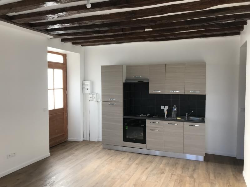 Sale apartment Rosny sur seine 130 000€ - Picture 1