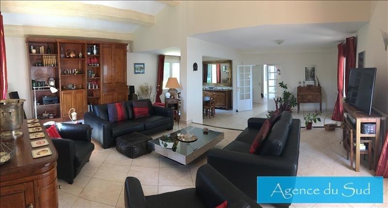 Vente de prestige maison / villa Carnoux en provence 745000€ - Photo 4