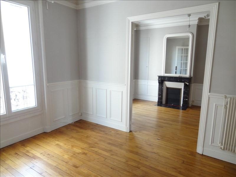 Rental apartment Levallois perret 1350€ CC - Picture 2