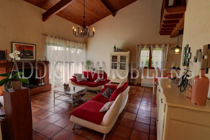 Vente maison / villa Gratentour 299880€ - Photo 1