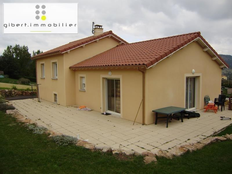 Rental house / villa Lantriac 710€ +CH - Picture 1