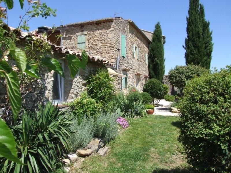 Verkoop van prestige  huis Barjac 915000€ - Foto 4