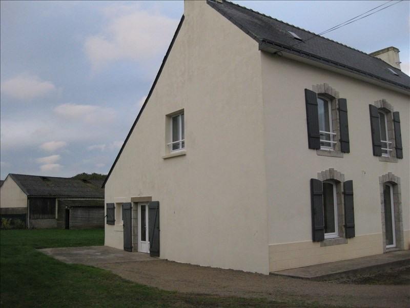 Rental house / villa Moelan sur mer 610€ +CH - Picture 1