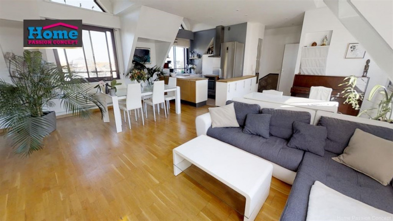 Vente appartement Rueil malmaison 495 000€ - Photo 1
