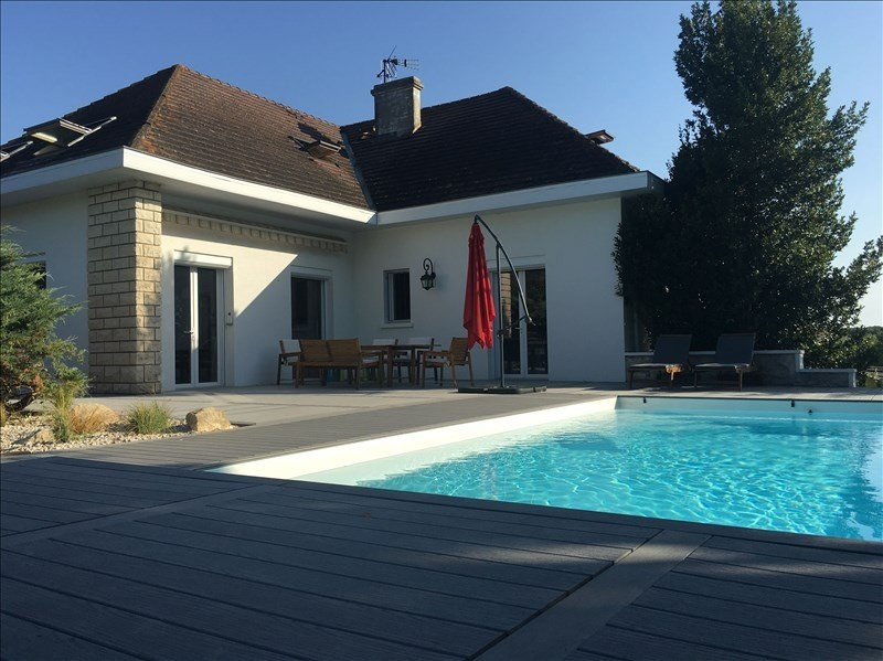 Vente maison / villa Vouille 385000€ - Photo 1