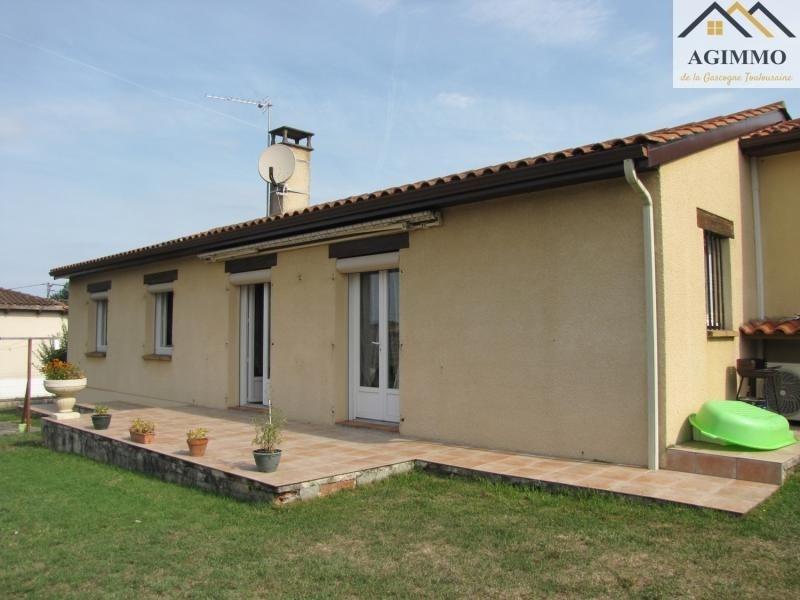 Vente maison / villa Mauvezin 167000€ - Photo 1