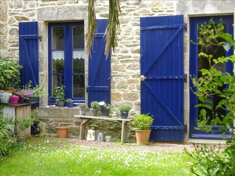Vente maison / villa Lannilis 82500€ - Photo 2