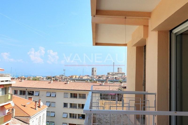 Vente de prestige appartement Antibes 472000€ - Photo 10