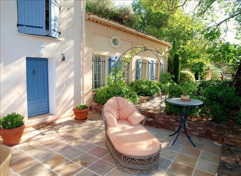 Vente de prestige maison / villa Le cannet des maures 2625000€ - Photo 10