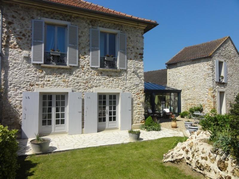 Sale house / villa Villiers st frederic 649900€ - Picture 2