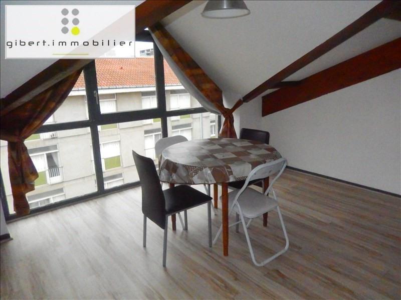 Rental apartment Le puy en velay 260€ CC - Picture 1