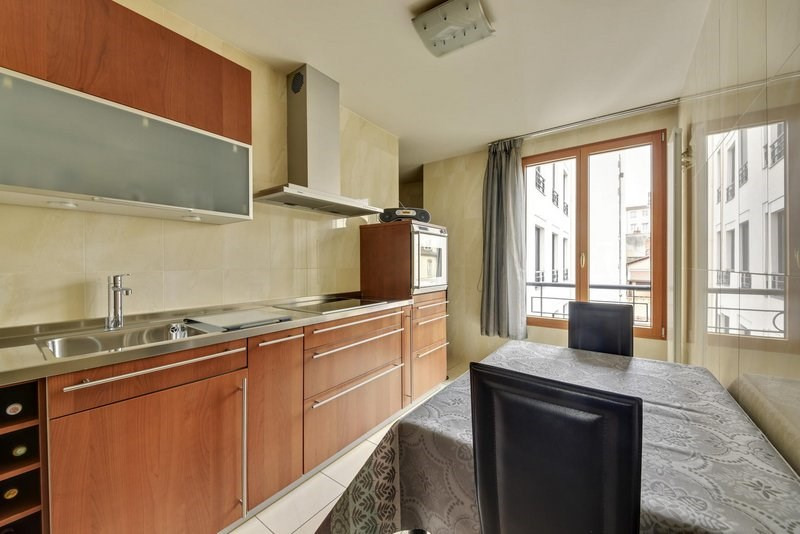 Vente de prestige appartement Lyon 6ème 868000€ - Photo 3