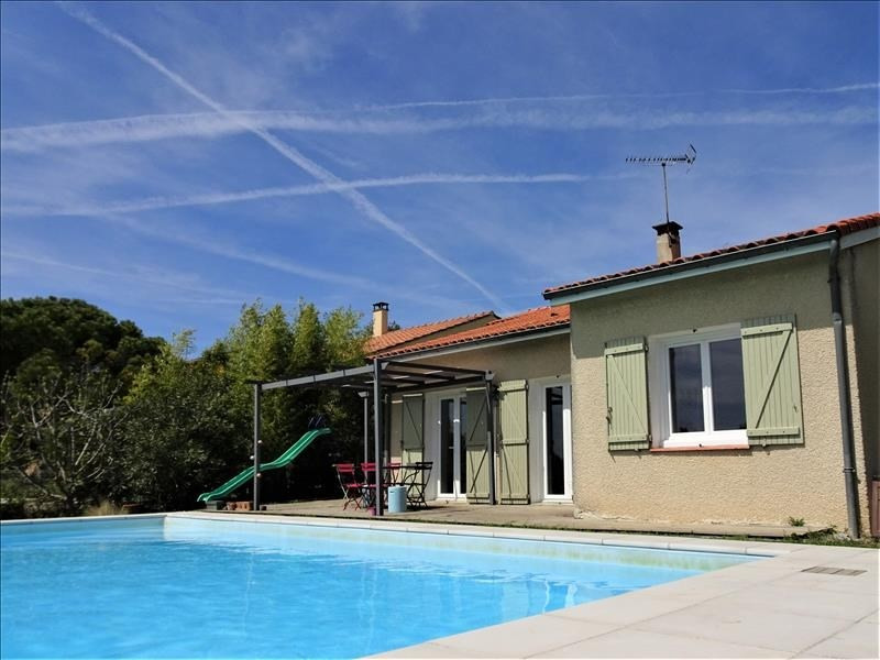 Vente maison / villa Aussonne 334900€ - Photo 1