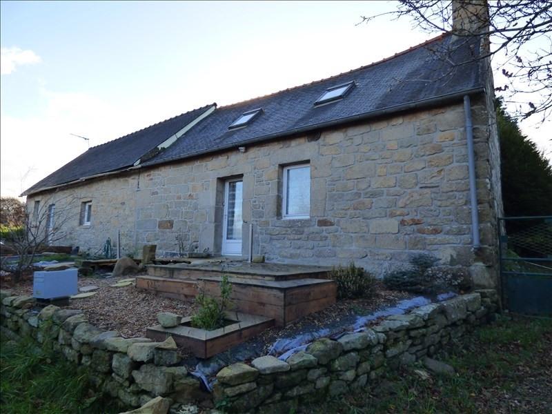 Sale house / villa Plounevez moedec 123500€ - Picture 7
