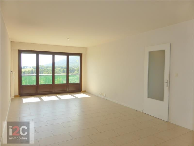 Rental apartment Gex 1 300€ CC - Picture 1
