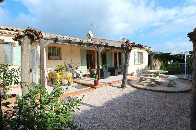 Sale house / villa Roquebrune sur argens 473000€ - Picture 2