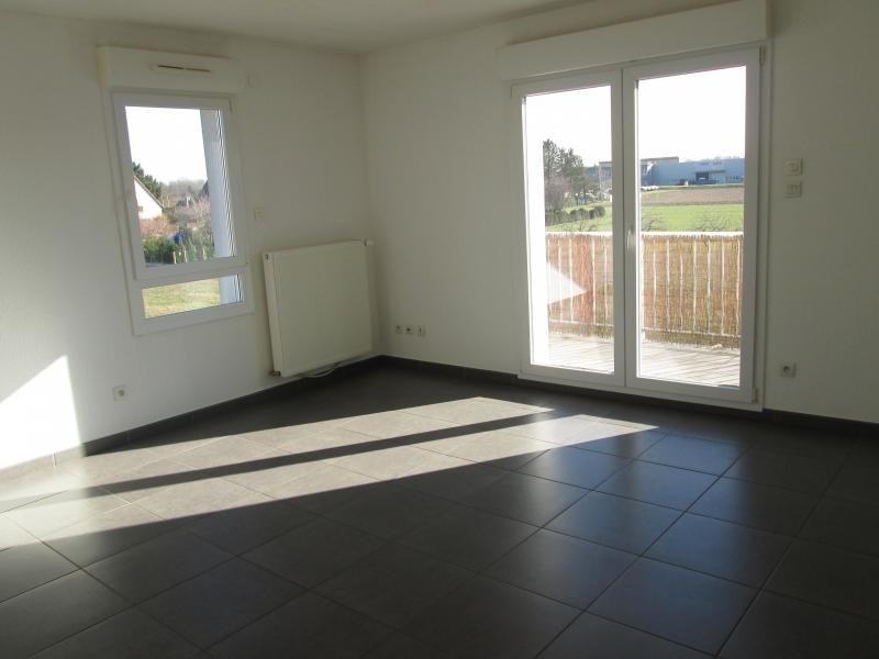 Investment property apartment Habsheim 164500€ - Picture 2