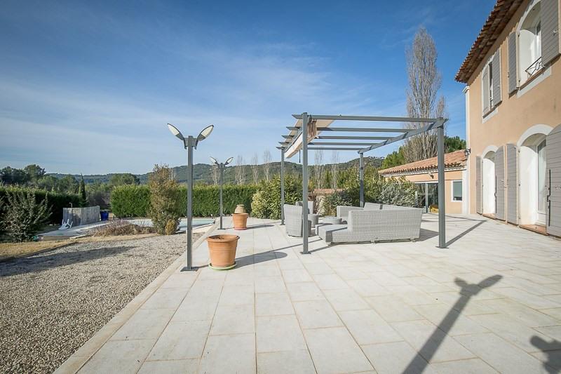 Verkauf von luxusobjekt haus Rognes 1090000€ - Fotografie 11