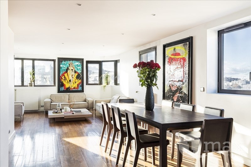 Deluxe sale apartment Levallois perret 1800000€ - Picture 1