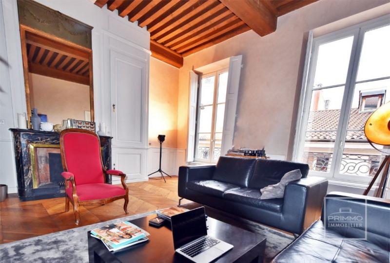 Sale apartment Lyon 1er 750000€ - Picture 2