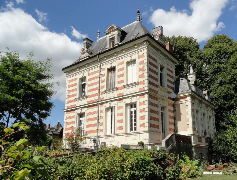 Deluxe sale private mansion Angers à 25 mn. nord 636000€ - Picture 2
